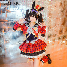 La MaxPa lovelive love live Eli Maki Nico cosplay cclothing japanese anime costume girls women anime Awakening idolized cosplay