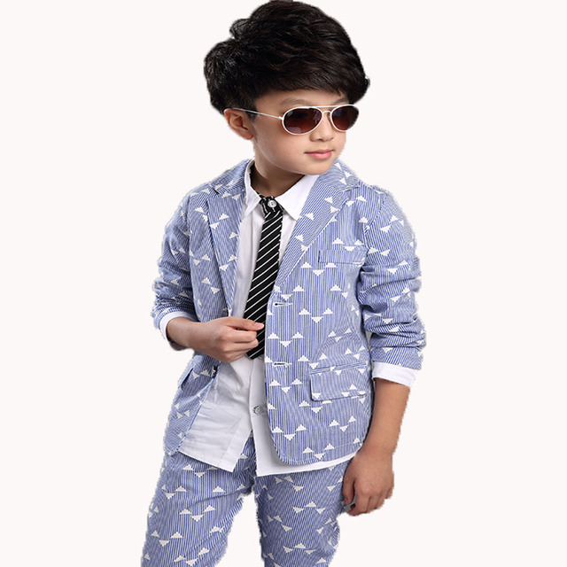 Baby Suits For Party Solid Child Blazers Suits Boys Clothes Formal ...