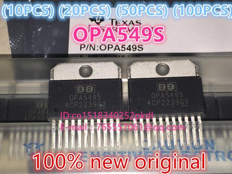 100%New original  OPA549S  ZIP-11 IC chip 100%new original b2415s 2w ic chip 10pcs