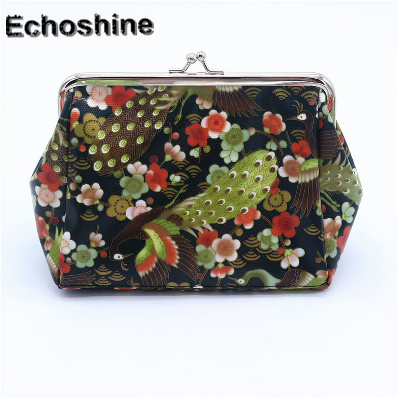 2016 new Women Lady Retro Vintage Small Wallet Hasp coin Purse Clutch Bag r gift wholesale carteira A0000