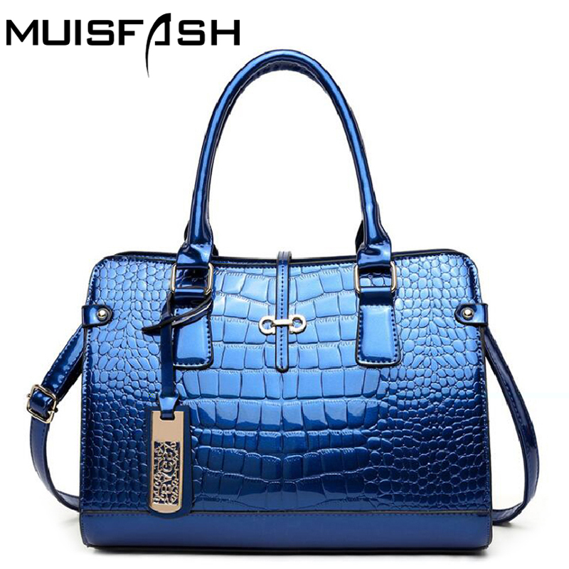 famous brand designer women handbags ladies bags luxury aliilgator leather shoulder bags messenger bag women bags bolsas LS1154