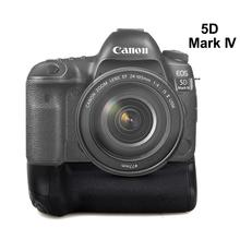 NEW Battery Grip Handgrip Alternative For Canon 5D Mark IV as BG-1W BG-E20 DSLR Digicam Common Bettery Grip