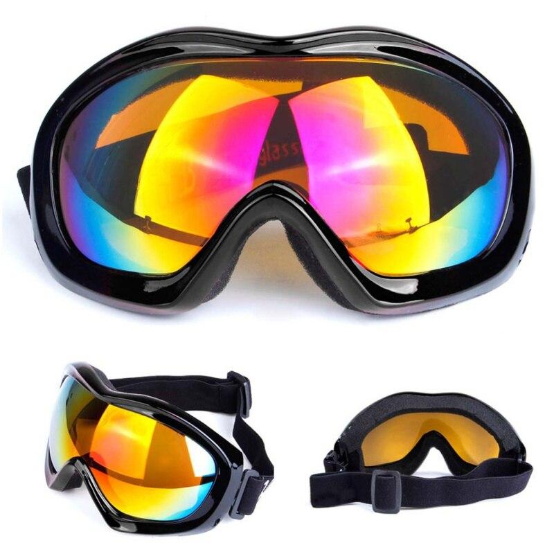 Motor Anti-UV Motocross Ski Goggles Eyewear Snow Googles Windproof Glasses