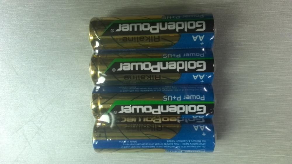 10 шт. батарейка аа аккумулятор сухая батарея стандартной goldenpower greenergy 1.5 в лр6 сокета AM3 mn1500 e91