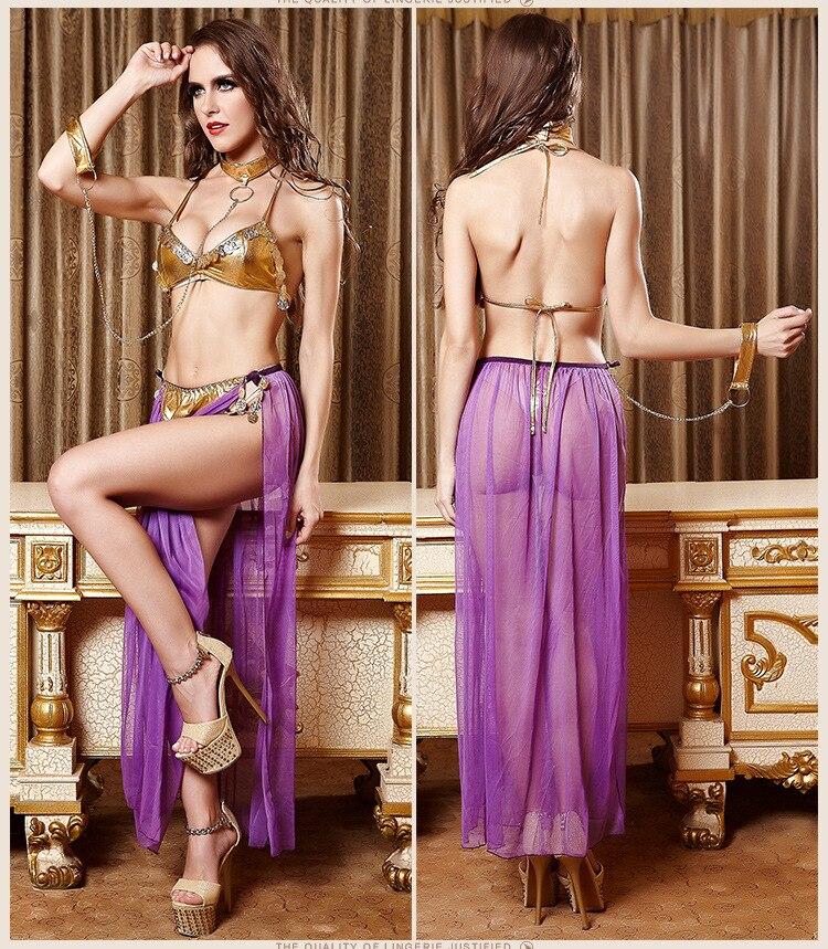 costume slave Princess leia