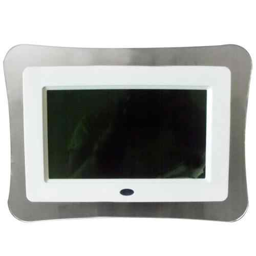 Cheapest Electronic  Photo Frame 7 inch led  Screen Digital Photo Frame 800*480 Resolution Digital Picture Frames HYH-DF707