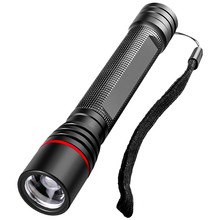 XPG2 LED waterproof ultra-far lighting distance light flashlight 3 mode bicycle outdoor camping portable 100000 lumens 5.6
