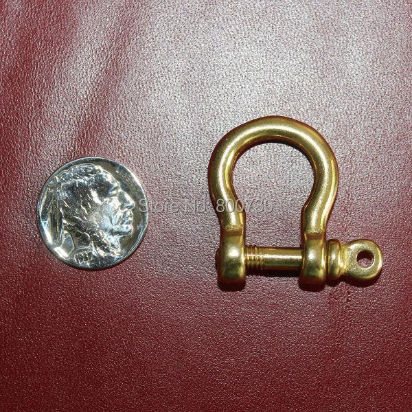 (SJ23) 10pc solidă alamă articulație articulație conecta cheie - Arte, meșteșuguri și cusut