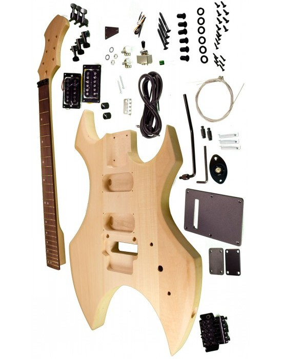 bc rich electric guitar kits diy guitar basswood body including all the parts in guitar from. Black Bedroom Furniture Sets. Home Design Ideas