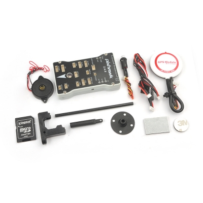 Pixhawk Flight Control PX4 2.4.8 New 32-bit M8N GPS Kit for UAV Multi-Axis Fixed Wing Drone F22159 pixhawk2 open source flying control by the car fixed wing multi rotor vertical take off and landing pix flight control with gps
