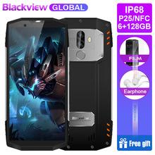 Fast shipping BLACKVIEW BV9000 PRO 5 7 Smartphone IP68 Waterproof 6G 128G P25 2 6GHz 4180mAh