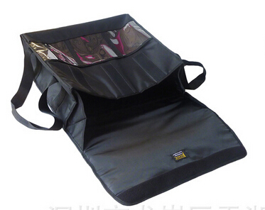 20.5*21*7inch Pizza delivery bag for three 20 pizza boxes Pizza thermal insulation bag