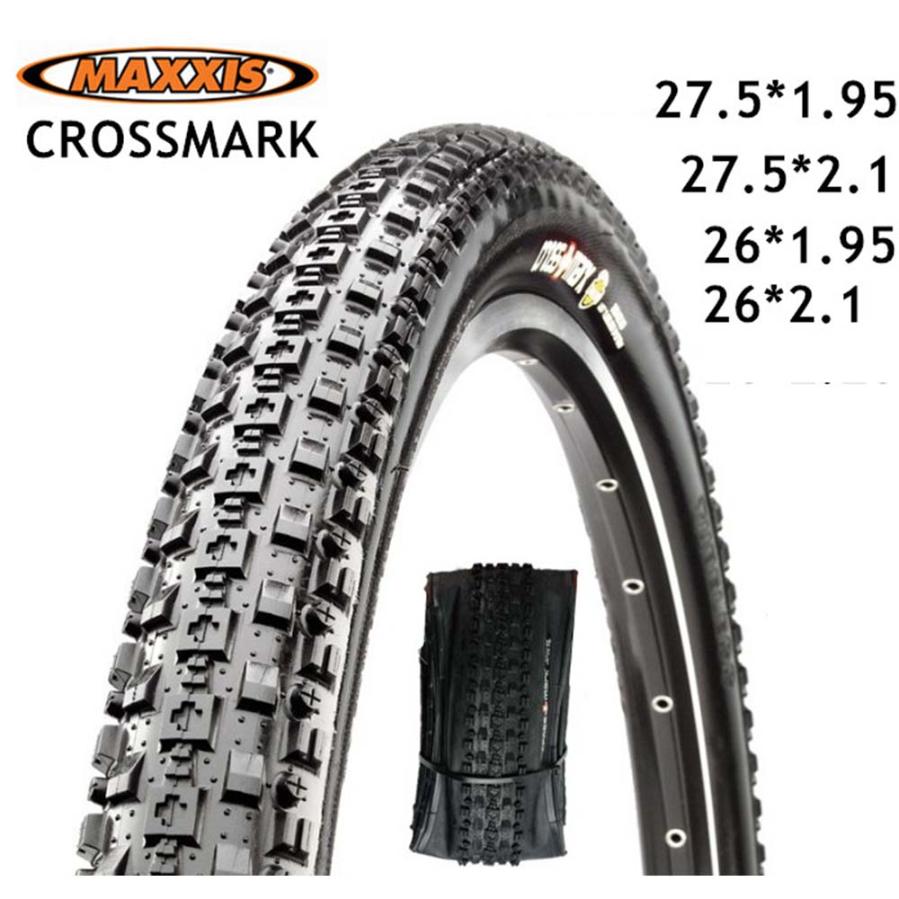 1* Maxxis MTB Road Bike Tire Foldable Cross Country Tyre Durable 26//27.5//29/'/'