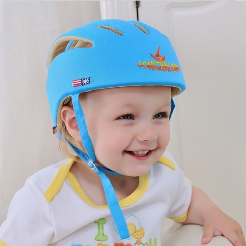 Image 3 - Brand Baby Cap Safety Helmet For Babies Boy Girl High Quality Infant Protective Hat Toddler Drop Resistance Safety Productshelmet for babiessafety helmet for babiesbaby cap -