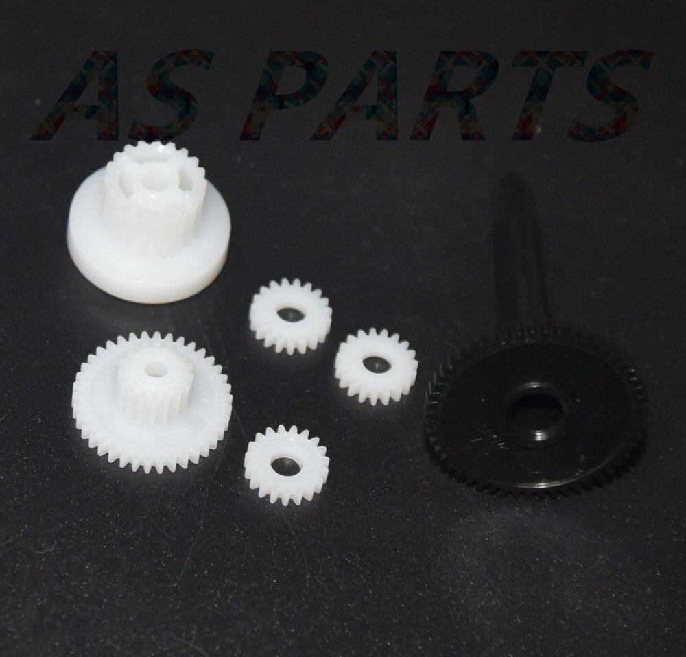10sets Compatible New For Epson Lq350 Lq310 Lq300kh Lq520k Lx310 Lx 310 10 250g 20s Inked Ribbon Drive Gear Assembly