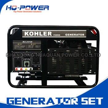 long warranty petrol electric start portable generator