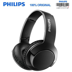 Philips SHB3175 Headband Wireless Headset with Bluetooth 4.1 Volume Control Lithium Polymer for Iphone X Official Verification