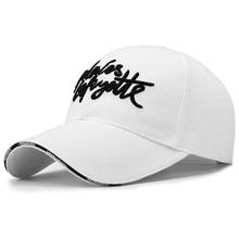 Star Baseball Cap Men Women Unisex New Fashion Casquette France Couple Sun Hat Gorro Black White