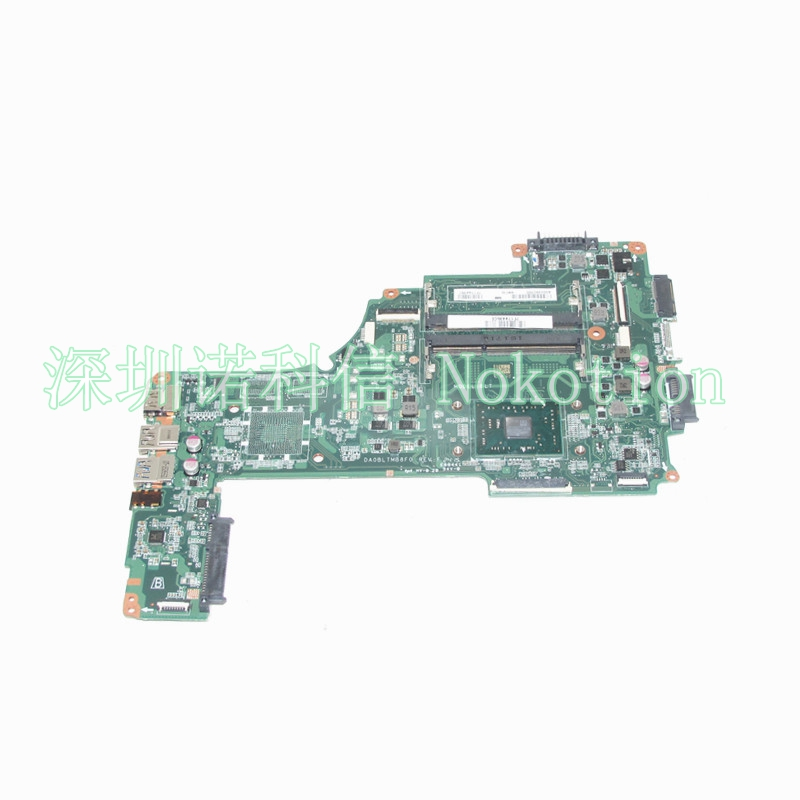 Original A000390300 DA0BLTMB8F0 laptop motherboard For toshiba satellite C55DT C55DT-C A4-7210 1.8Ghz CPU Mainboard Full Tested v000138330 laptop motherboard for toshiba satellite l300 ddr2 full tested mainboard free shipping