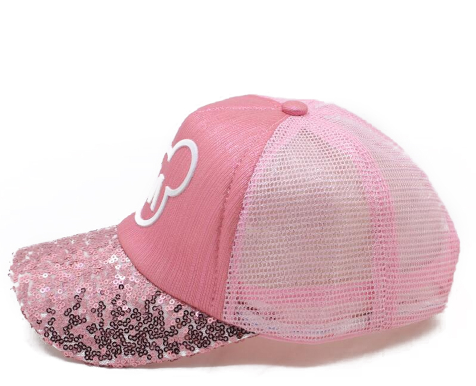 HTB1ww14XAH0gK0jSZFNq6xMqXXaK - Baby Girls Hats Sequins Ear Girl Snapback Baseball Cap With Ears Hip Hop Boy Pink Ear Caps Kids Funny Hat For Spring Summer