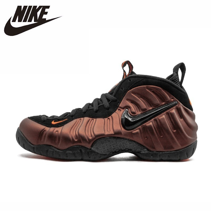 Nike Air Foamposite Pro Original Men Basketball Shoes Anti-slippery Comfortable Outdoor Sports Sneakers #624041