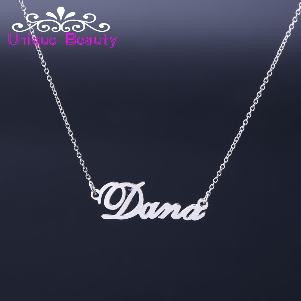 Customized Necklace Name Promotion-Shop for Promotional Customized ...