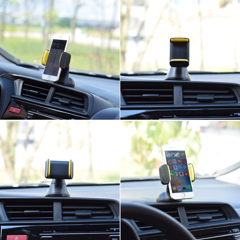 Universal Car Windshield Suction Cup Mount Phone Holder Stand For Iphone Se 6 7 Plus Samsung S5 S6 S7 S8 Edge Lg Xiaomi Smart P 50% OFF