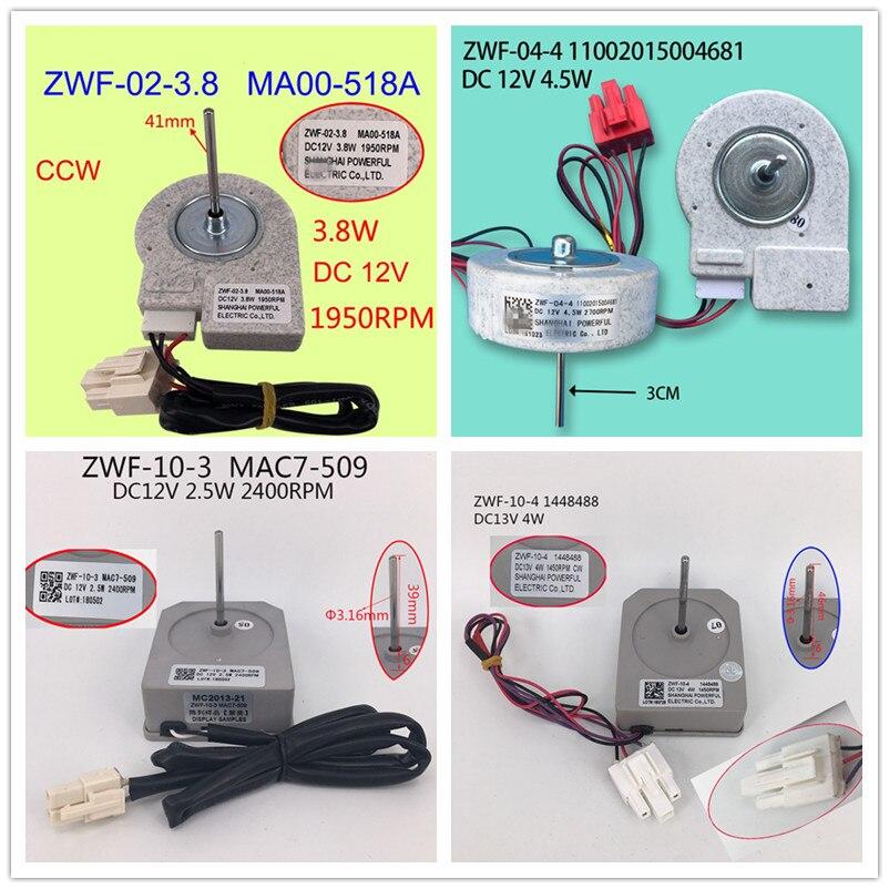 ZWF-02-3.8/ZWF-04-4 50240401000P 11002015004681/ZWF-10-3 MAC7-509 MA00517/ZWF-10-4 MA00518 B03081025 SQ6.395.005 1448488