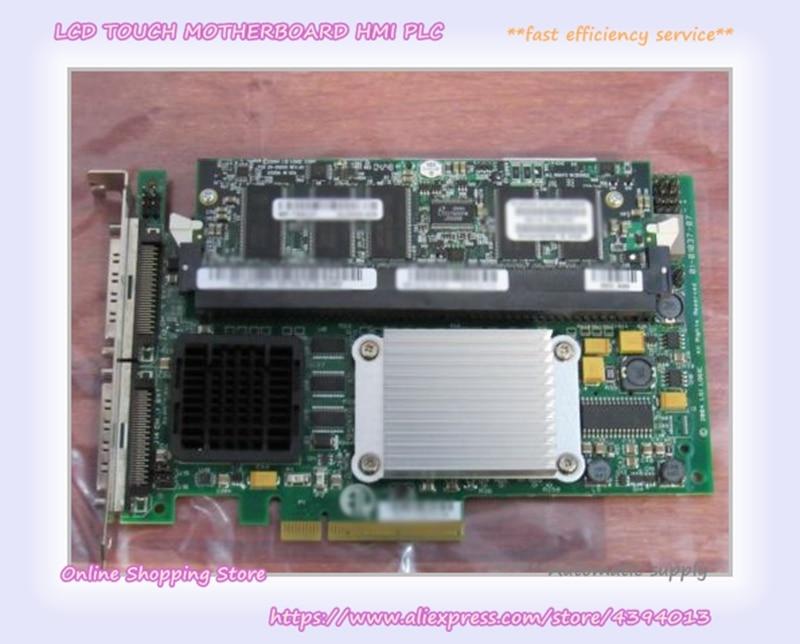 все цены на For Perc 4E/DC 320-2E PCI-E SCSI Array Card TD977 X6847 онлайн
