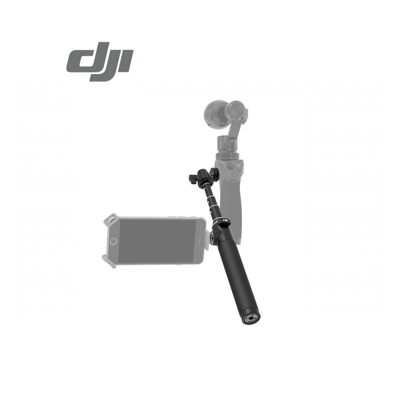 Prix pour Livraison gratuite en stock d'origine DJI Osmo Tige D'extension compatible avec tous les Osmo série Marque nouveau