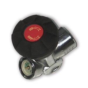 Image 4 - Ac931 acecare 4500psi g5/8 fibra de carbono cilindro válvula rosca m18 * 1.5 para pistola ar/airsoft/rifle airforce condor pcp paintball