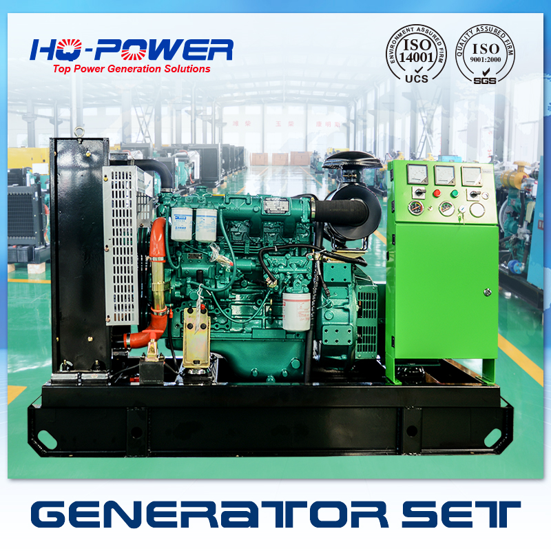 Chinese factory made water cooled 20kw 3 phase diesel generator