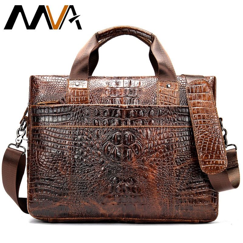 Mens Briefcase Crocodile Pattern Cowhide Leather Briefcases Men Male Shoulder Leather Laptop Office Bags for Men Briefcase 5555Mens Briefcase Crocodile Pattern Cowhide Leather Briefcases Men Male Shoulder Leather Laptop Office Bags for Men Briefcase 5555