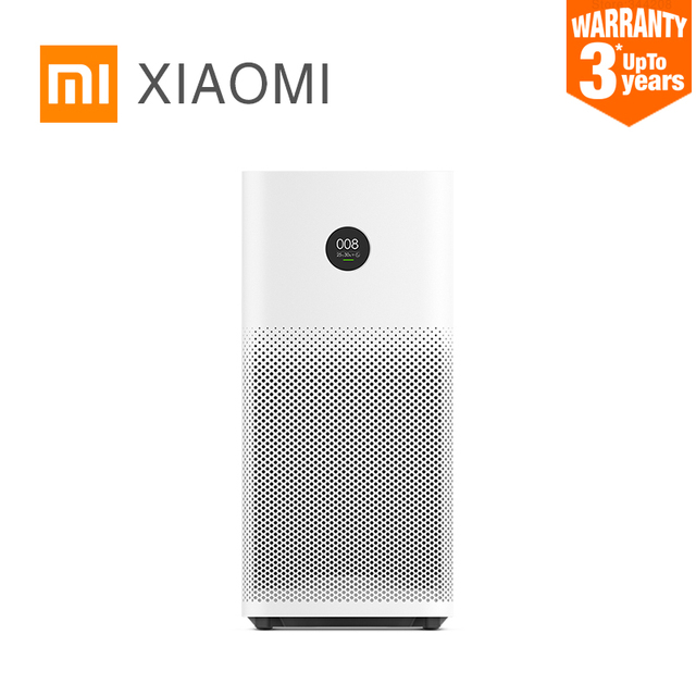 $ US $197.80 XIAOMI MIJIA Air Purifier 2S sterilizer addition Formaldehyde Purifiers air wash cleaning Intelligent Household Hepa cleaner