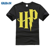 Fashionable Menswear harry tee never give up potter  T-Shirt (15) top