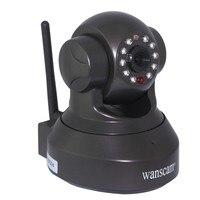 Wanscam HW0024 Wireless Wifi 720P IP Camera Dual Audio P2P Plug AND Play Pan Tilt Security