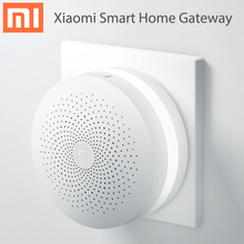Authentic Xiaomi Mi Good House WiFi Distant Management Multifunctional Gateway Upgraded Model APP Managed Socket for Android iOS
