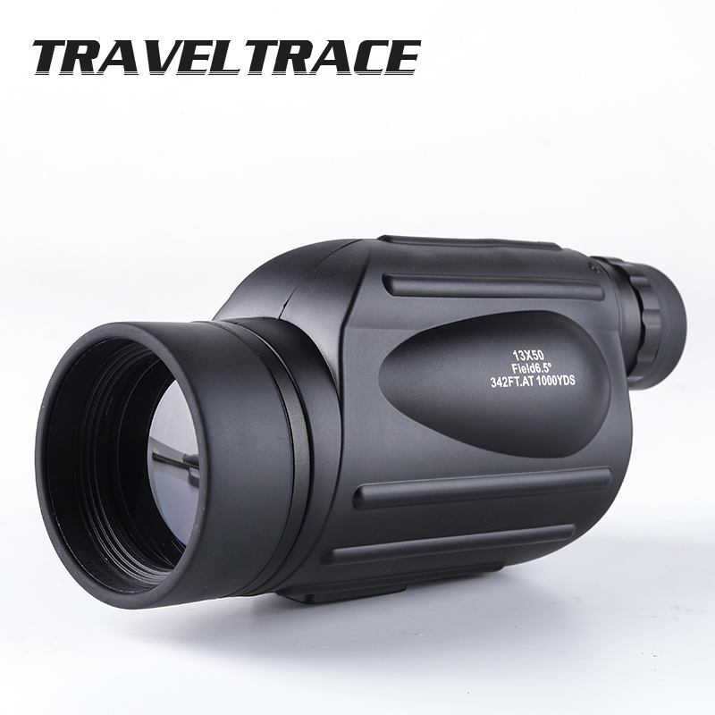 13x50 rangefinder com tripe portatil caca birdwatching telescopio a prova dwaterproof agua medidor de distancia hd
