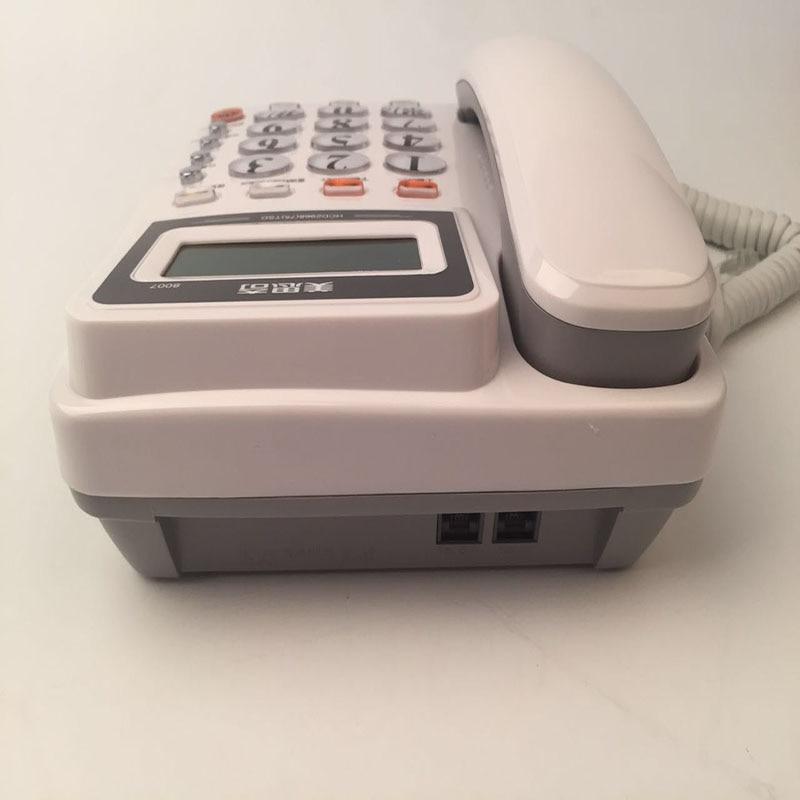 Үстел үстелі телефоны Негізгі бет - Кеңсе электроника - фото 3