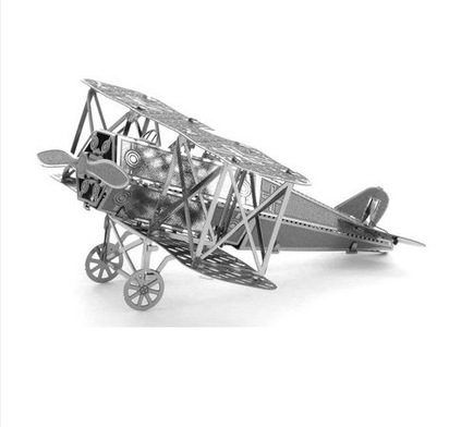 2015 Sale Baby Toy 3 D Model Of Metal Micro Fokker