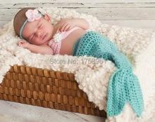Новорожденный фото опора, Девочка фото опора, Морская тема опора, В море, Русалочка опора
