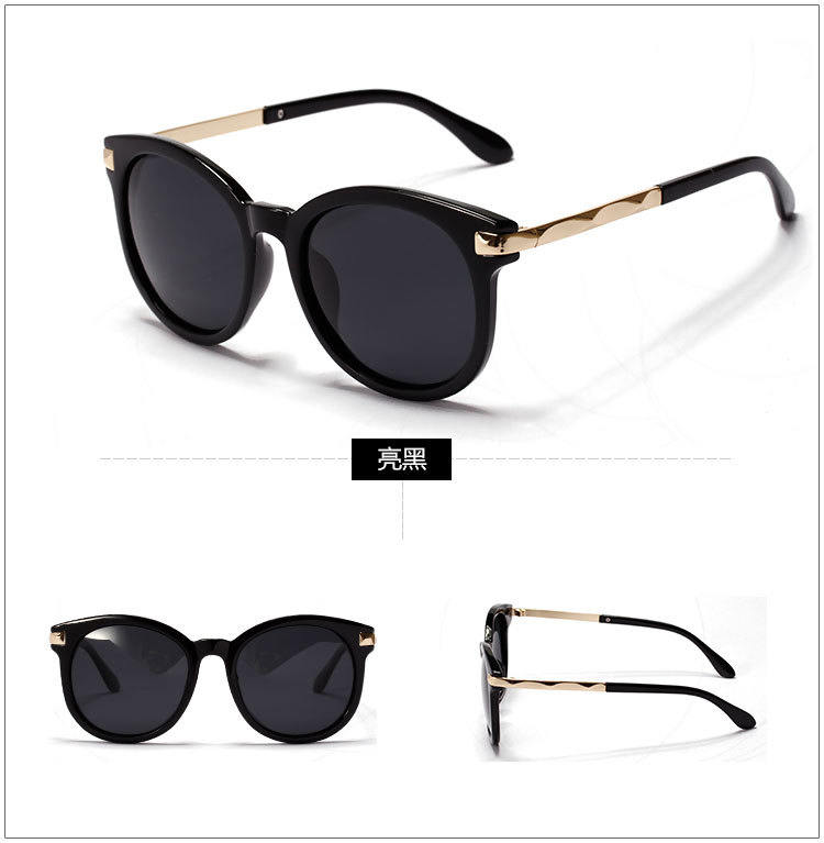 ea2ff8d8cfafd Metal Round Polarized Sunglasses Man Vintage Drivers Oculos Feminino De Sol  Marca Famosa Silver Glasses Men Polarized Brand W209