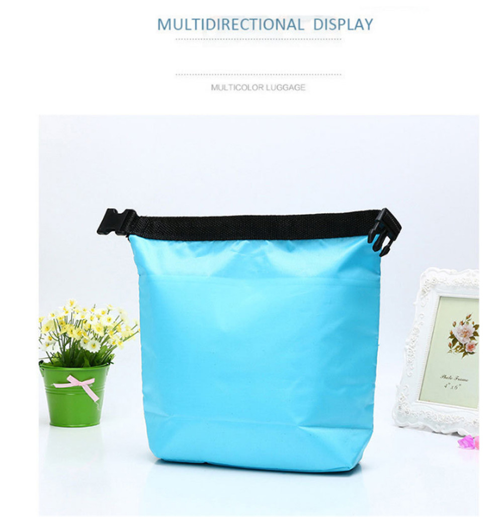 Bag Of Ice Price Ice Picnic Bag Thermal Cooler Insulated Waterproof Picnic Bag Pouch Lunch Portable