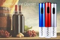 Tapón de Corcho de Botella de Vino Abridor Automático eléctrico Recargable Sin Cuerda Automática Removedor