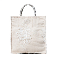 SFG HOUSE Korean Style Casual Women Lace Patchwork Handbags Girls Large Tote Fashion 2017 Summer Ladies Large Shoulder Bags