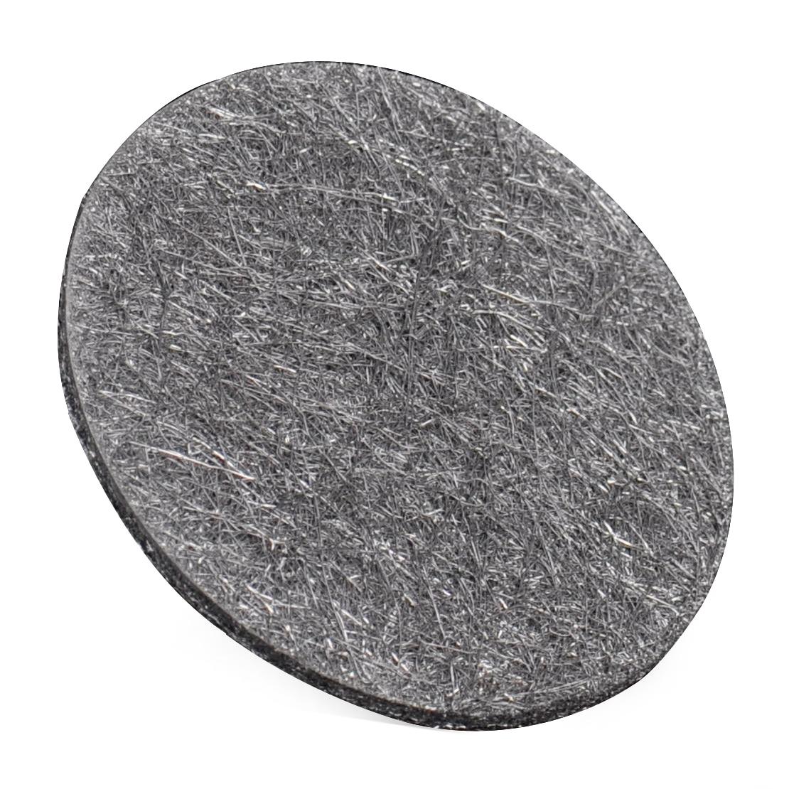 DWCX Metal Silver Heater Burner Screen Pad Replacement Part Fit for Webasto Thermo Top E/C/V EVO 4/5 4cm x0.35cm (1.57x0.13inch)