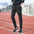 Горячие продажи моды Камуфляж брюки мужчины осенние Брюки мужские случайные брюки мужчины новый дизайн высокого качества хлопка мужские брюки
