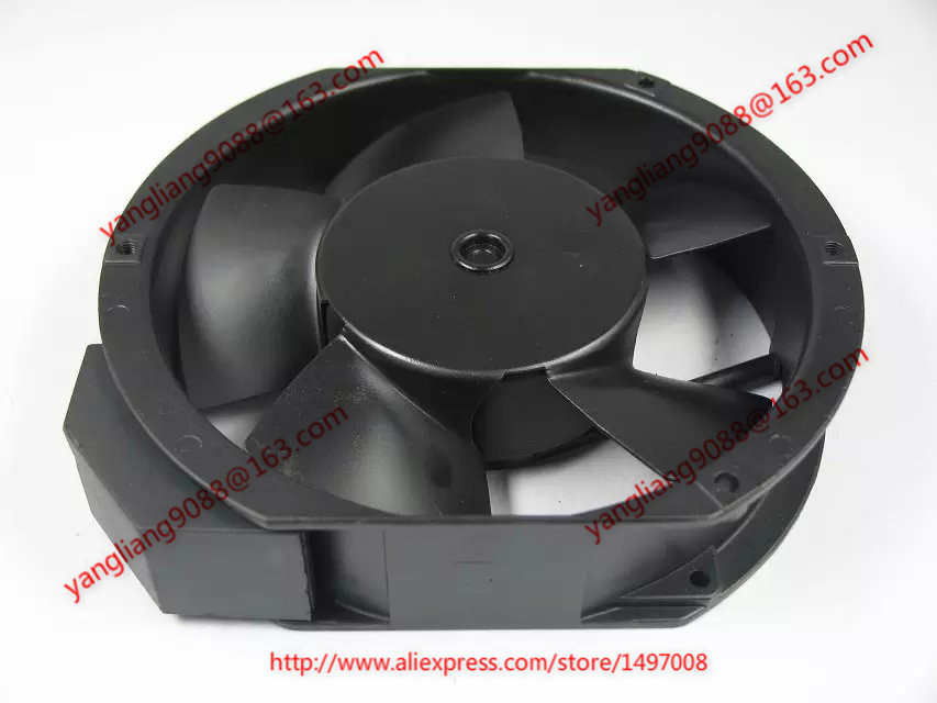 Emacro PROFANTEC P2173HBT-ETS AC 230V 50/60Hz 40x40x10mm 172x172x38mm Server Round fan free shipping new uf 15pc23 bth ac 230v 29w 172x150x51 server round cooling fan