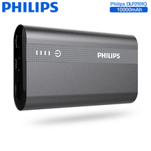 Philips QC3.0 Type-C Micro USB 10000mAh Power Bank Quick Charge External Battery Charger Backup Portable Powerbank For Phones