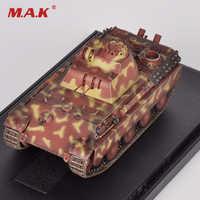 1/72 skala WWII Rüstung Diecast Tank Modell Spielzeug Flakpanzer 341 mit Flakvierling Nürnberg 1945 Soldat Waffen Modell